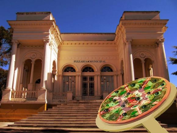 Pizzaria Câmara Municipal de Curitiba