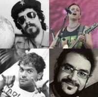 """""""Quarteto fantástico"""" do Rock Nacional"""